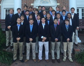 27 New Pledges This Fall!